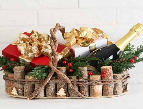 ¿Tengo que declarar mi cesta de Navidad?